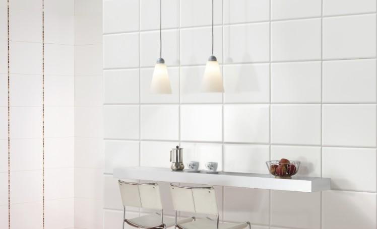Azulejos benadresa - kolekcja Blancos
